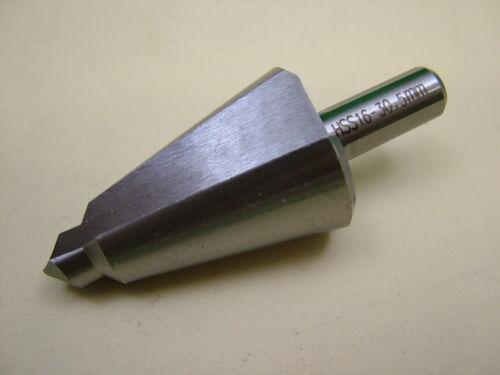 HSS conecut Conique Perceuse conecutter 16-30.5mm Genuine Presto marque tôle