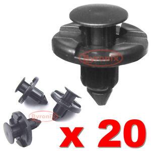Forro-interior-rueda-arco-PARACHOQUES-Protector-de-salpicaduras-Clips-Ala-Liner-Recortar-8mm-Para