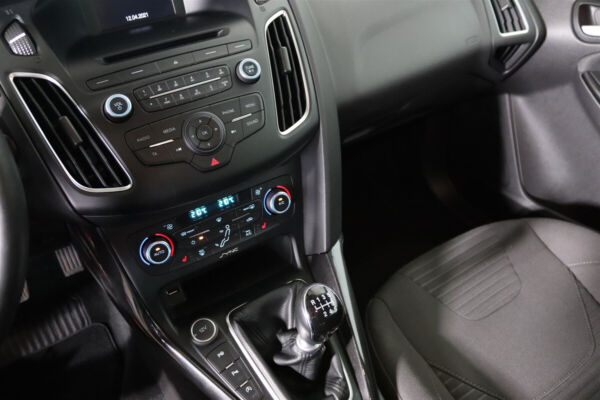 Ford Focus 1,5 TDCi 120 Titanium billede 11