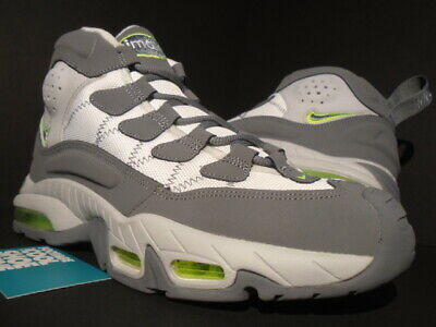 446331-100 Nike Air Trainer Max White Cool Grey Volt