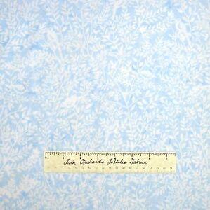 Batik-Christmas-Fabric-Tonga-Jack-Frost-Cardinal-Blue-Timeless-Treasures-YARD