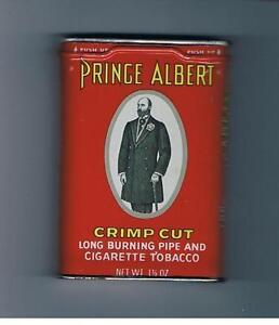 Vintage Prince Albert Tobacco Tin - No Contents