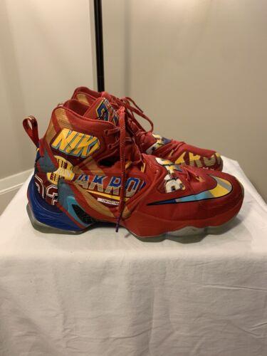 Nike LeBron 13 XIII Promo Sample EYBL PE Size 8. N