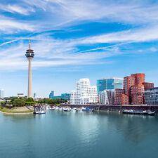 3Tg Städtereise Düsseldorf Wochenende Mercure Hotel Kurz Urlaub Kurz Reise Rhein