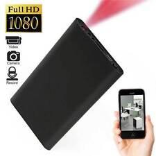 Mini 1080P HD Spy Hidden IP Camera Power Bank Wireless Video Recorder Cam HOTS