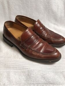 cd0863337c5 Johnston   Murphy Men s 9.5 M Beckwith Penny Loafers Slip On Dress ...
