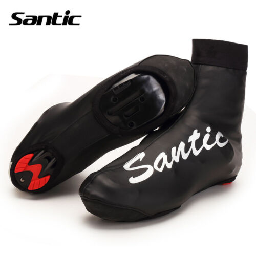 Santic Bicycle Windproof Warm Shoes Cycling Shoe Cover Accessories Overshoes