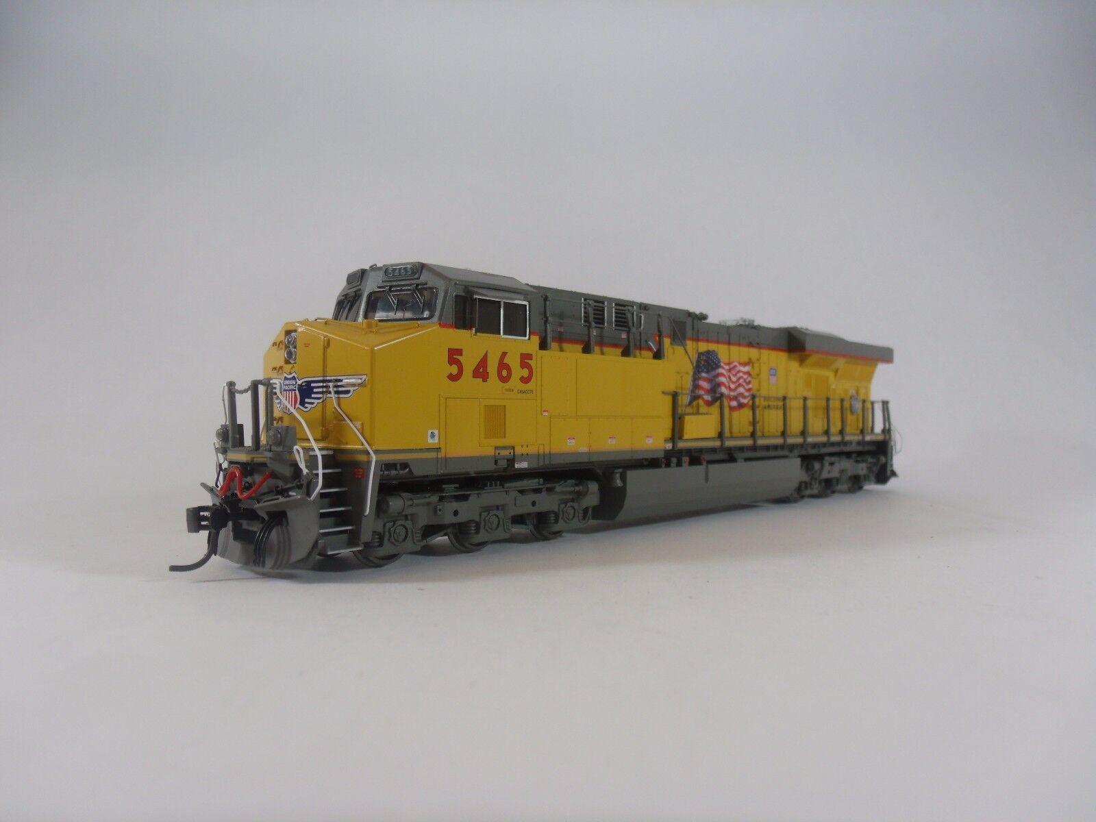 HO Scale Model Railroads Railroads Railroads      ES44AC     UP Locomotives 1d42db