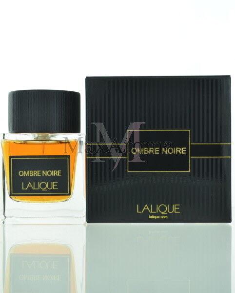 Lalique Ombre Noire Cologne For Men Eau De Parfum 3.3 OZ 100 ML Spray