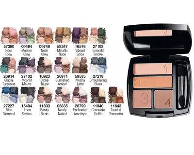 Perfect Wear Eyeshadow Quad   Eyeshadow Palette   AVON