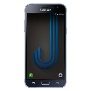 SMARTPHONE-SAMSUNG-GALAXY-J3-2016-BLACK-NERO-SM-J320-GAR-ITALIA-24-MESI-BRAND