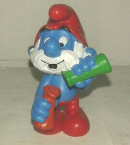 Bd-figurine-vieux-schtroumpf-1983-peyo-schleich-SMURF-PUFFI