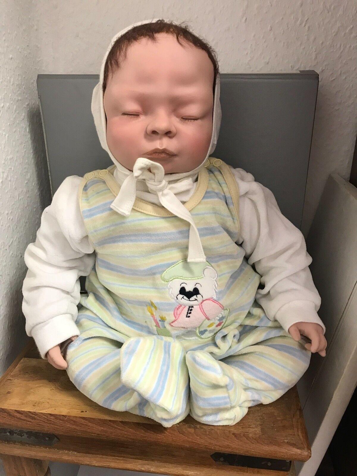 Petra Lechner vinilo muñeca 52 cm. top estado