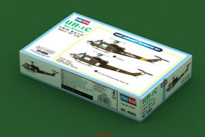 Hobbyboss-1-48-85803-UH-1C-Huey-Helicopter-Model-kit-Hot