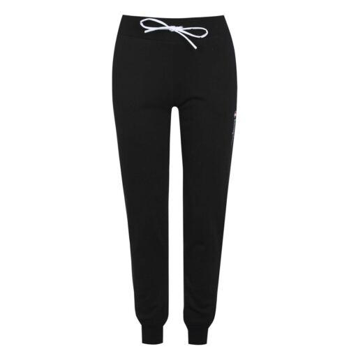Champion Womens Slim Leg Cuffed Jogging Pants Fleece Bottoms Trousers