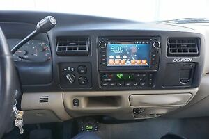 Image Is Loading Ford Excursion In Dash Gps Radio Direct Fit