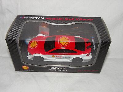 4X BMW M4 M6 M2 MODELL 1:43 SHELL LIMITIERT Sammlermodell Modellauto spoiler Toy