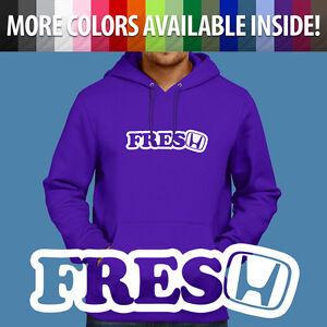 Honda-Fresh-Emblem-Accord-Civic-Del-Sol-Pullover-Hoodie-Jacket-Hooded-Sweater
