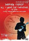 Ten Minute Uke Tutor - Mariah Carey - All I Want For Christmas Is You (DVD, 2011)