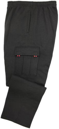 Falcon Bay Big Men/'s Fleece Cargo Pants 2XL 8XL Medium Weight