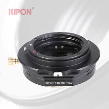 Kipon Tilt and Shift Adapter for Nikon F Mount Lens to Sony E Mount NEX Camera