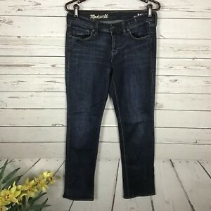latest design cheap for sale nice shoes Madewell Rail Straight Jeans Women's 28x30 | eBay