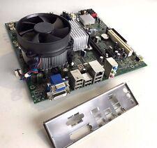 INTEL DQ35JO Lga 775 motherbard Fan + I/O shield Inc. funciona con garantía C2Q
