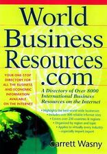 World Business Resources.com: A Directory of 8,000