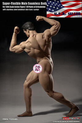 TBLeague PHICEN M35 1//6 Scale Male Seamless SUPER Muscular Body ❶USA IN STOCK❶
