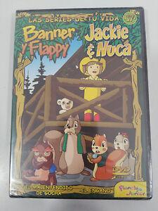 Jackie-amp-NUCA-Banner-Y-Flappy-Serie-TV-Vol-17-DVD-2-Serie-Regione-0-Nuovo
