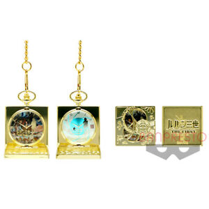 Lupin-the-Third-The-First-pocket-watch-set-BANDAI-figure-anime-from-JAPAN