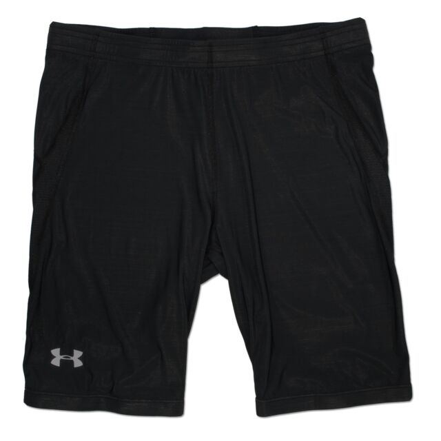 eddbbe6a6bc4 Under Armour Vent Heatgear Branded Shorts Compression Trousers Running Tight