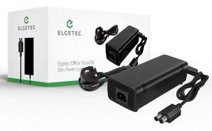 Power-Supply-Microsoft-Xbox-360-S-Slim-Brick-Adapter-UK-Mains-Charger-135W-K1
