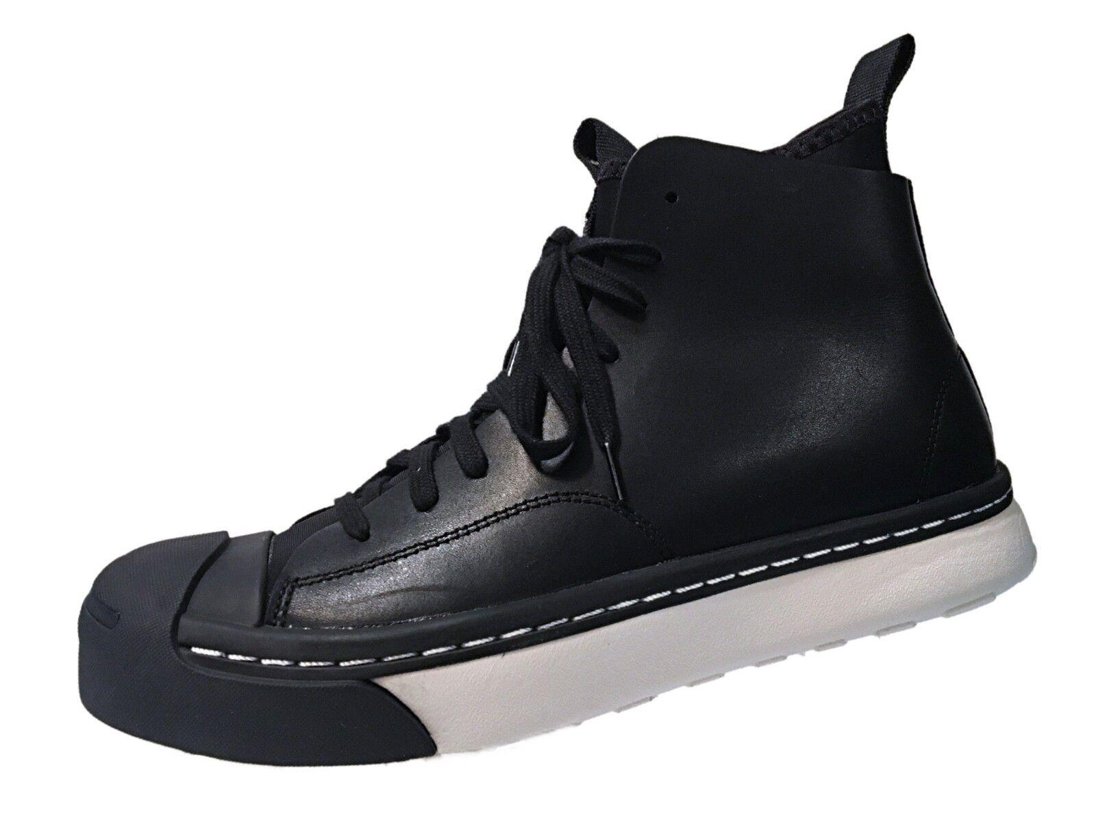 Converse Jack Purcell S Series Men's Women's Sneaker Boot Hi Black (153937C) New