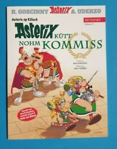 BD-Asterix-amp-Obelix-collection-Asterix-op-Kolsch-lethargie-album-3-non-lu-1-A