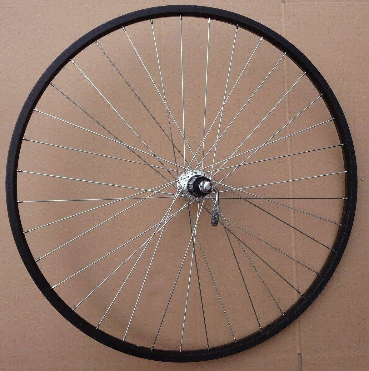WHEEL 700c Hybrid Rear  QR 8   9   10 Speed Shimano Cassette Bike Bicycle  online