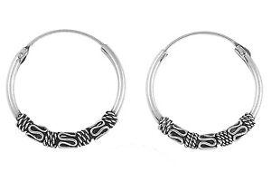 Image Is Loading New 925 Sterling Silver 16mm Triple Twist Weave