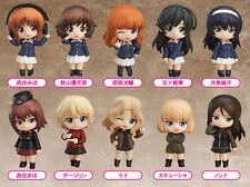 Nendoroid Petite Girls Und Panzer Figure (1 Random Blind Box)