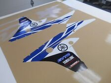 2014 2015 YAMAHA YZ250F YZ-250F YZ 250F GYTR SHROUD DECALS GRAPHICS RIGHT & LEFT