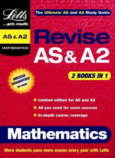 Mathematics (Revise AS & A2 (Combined)),Various