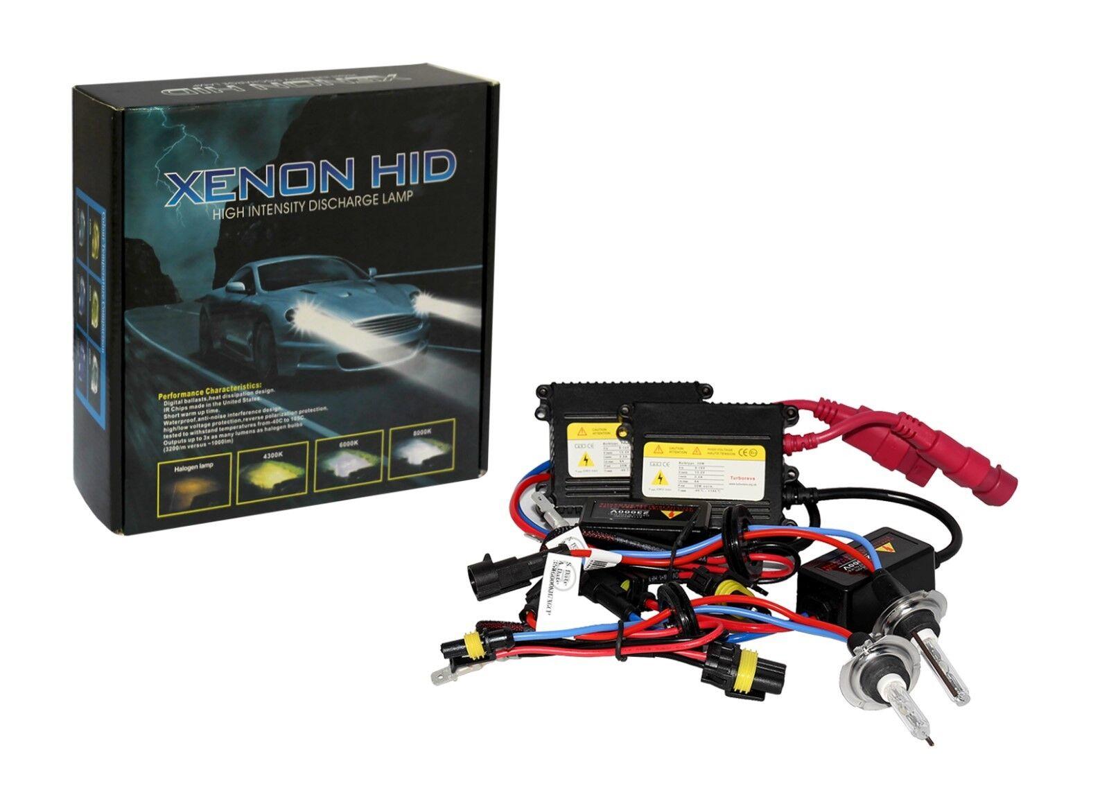 Vw Passat B55 Hid Xenon Conversion Light Kit H7 Ac Ebay 2006 Wiring