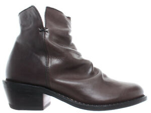 Cusna Baker Bottines Femmes Chaussures Morron Fiorentini Cuir Rusty 9 Elmo tYwpn