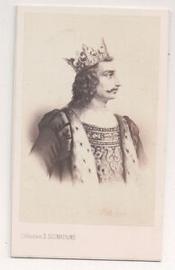 Vintage-CDV-King-Charles-V-of-France-E-Desmaisons-Photo