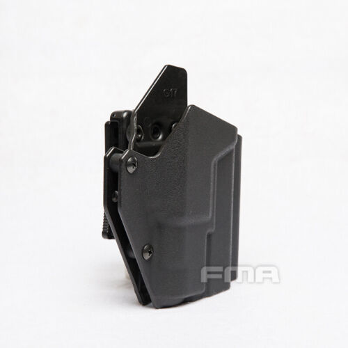 FMA Tactica G17S WITH SF Light-Bearing Pistol Holster Short Jacket Fits G17 Camo