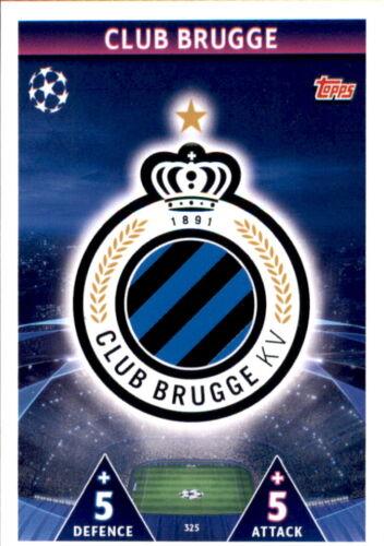 mapa 325-club brujas-club logotipo Champions League 18//19