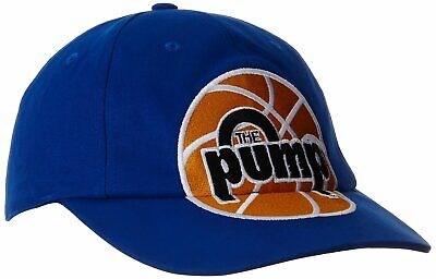 REEBOK PUMP MEN'S Retro Basketball Snapback Flat Peak Cap