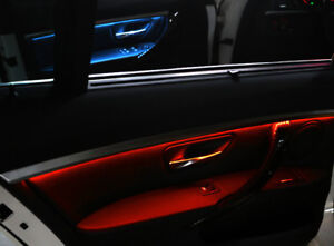 Illuminated Retrofit Led Ambient Atmosphere Door Light For Bmw F30