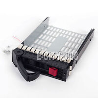 3.5 Sata Sas Hard Drive Tray Caddy For Hp Proliant Dl120 G7 Hot-swap Us Seller