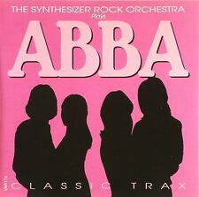 CD - The Synthesizer Rock Orchestra - Plays Abba - #A3413 - RAR