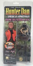 Original Hunter Dan ...American Sportsman Bow Hunter Ann Action Figure Doll